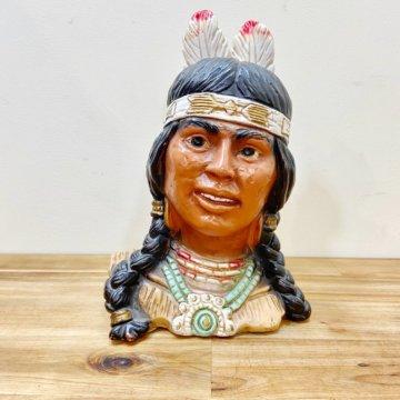 70'sNative Indian(70'sネイティブインディアン胸像)【558】