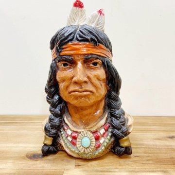 60'sNative Indian(60'sネイティブインディアン胸像)【559】