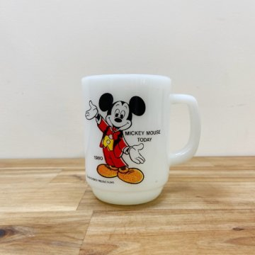 Anchor Hocking Mickey(アンカーホッキング_ミッキーマグ)【1573】