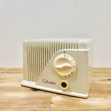 USA_ Silvertone_radio (シルバートーンビンテージラジオ)【140】