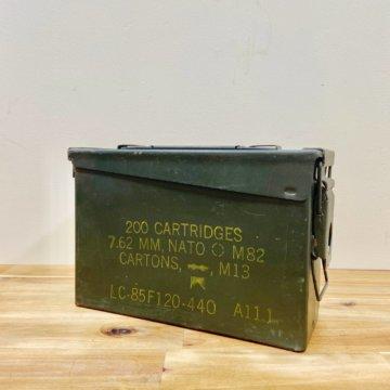 MILITARY AMMOBOX(ミリタリーアンモBOX)【1423】