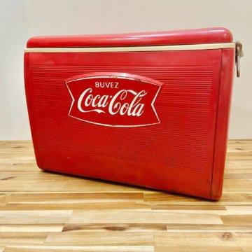 Vintage_CocaCola_CoolerBox(ビンテージ_コカ・コーラ_クーラーBOX )【324】