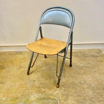 US_Vintage_folding chair(ビンテージフォールディングチェア)【117】