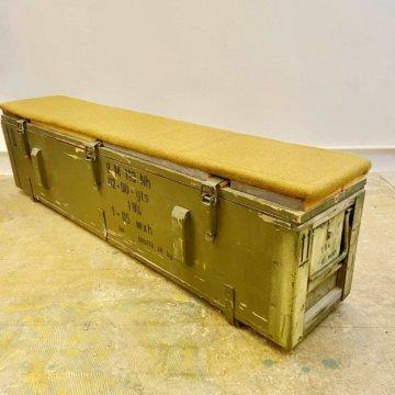 Vintage_Military bench(ビンテージミリタリーベンチ)【392】