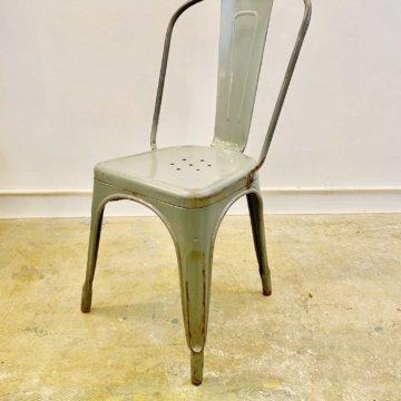 Tolix iron chair(トリックス_アイアンチェア)【898】