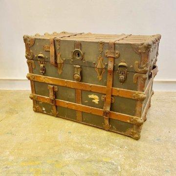 Vintage_trunk(ビンテージ_大型トランク_船舶)【165】
