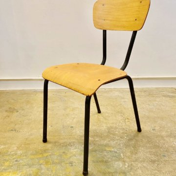 France_Stacking school chair【894】