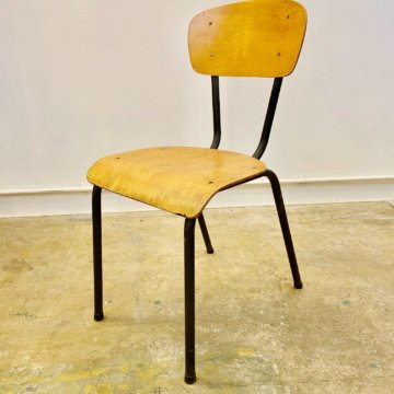 France_Stacking school chair(スタッキングスクールチェア)【895】