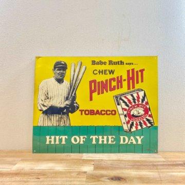 Vintage_Babe Ruth_Sign(ベーブルースビンテージ看板)【17】