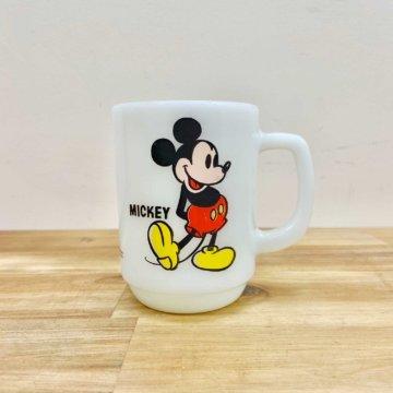 Anchor Hocking Mickey(アンカーホッキング_ミッキーマグ)【615】