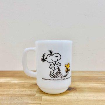 FireKing_Snoopy_Mag(ファイヤーキング_スヌーピー)【614】