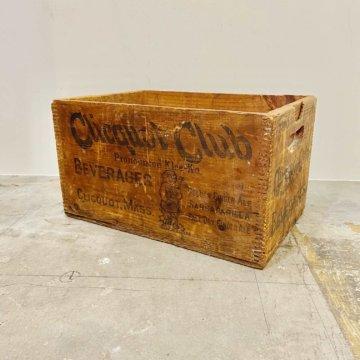 Vintage_Clicquot Club WoodBox(クリコクラブウッドボックス)【477】