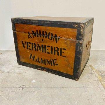 Vintage_WoodBox(ビンテージウッドボックス)【533】