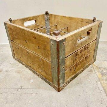 Vintage_WoodBox(ビンテージウッドボックス)【124】