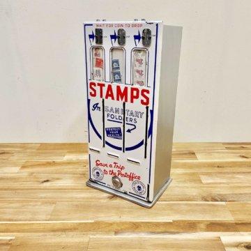 Vintage_Stamps machine(ビンテージ_切手販売機)【441】