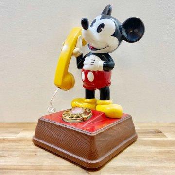 Vintage_MICKEYMOUSE PHONE(ビンテージミッキーマウスフォン)【86】