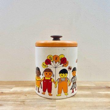 USA_Vintage_COOKIE JAR(ビンテージクッキージャー)【1653】