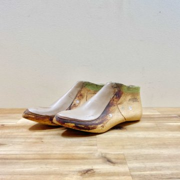 Vintage_Shoe mold(ビンテージ_靴型)【959】