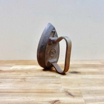 Vintage_Iron(ビンテージ_鉄製アイロン)【960】