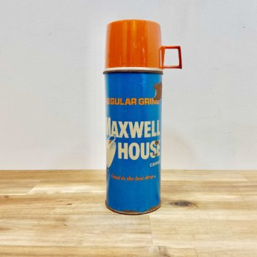 Maxwell House Coffee Thermos 【286】