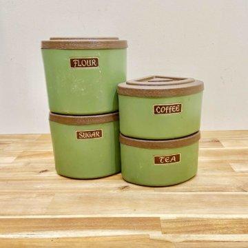USA_ Vintage_Kitchen Canister(ビンテージ_キッチンキャニスター)【296】