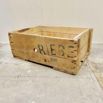 Vintage_WoodBox(ビンテージウッドボックス)【596】