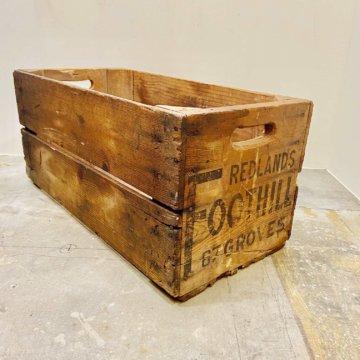 Vintage_WoodBox(ビンテージウッドボックス)【1651】