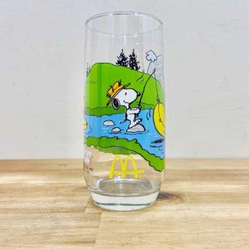 Snoopy_Mcdonald's_glass(スヌーピー_マクドナルド_グラス)【51】
