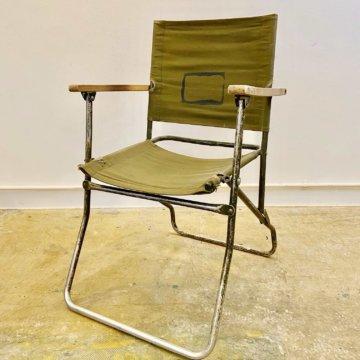 Vintage_Military_folding chair(ビンテージフォールディングチェア)【342】