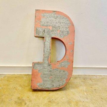 Vintage_Alphabet Sign(ビンテージ_アルファベットサイン)【111】
