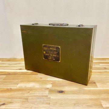 U.S.ARMY_Military box(ビンテージ_ミリタリーBOX)【388】