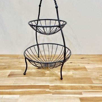 Vintage _Wire basket(ビンテージ_ワイヤーバスケット)【1993】