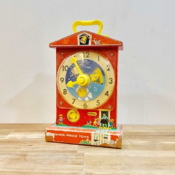 Vintage _FISHER PRICE TOYS【173】