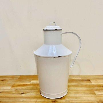 Vintage _Enamel pot(ビンテージ_ホーローポット)【2340】