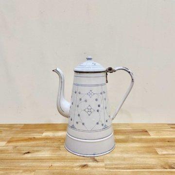 Vintage _Enamel pot(ビンテージ_ホーローポット)【2339】