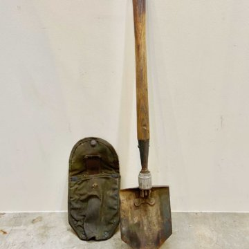 Vintage _u.s.military_shovel(ミリタリーショベル)【375】