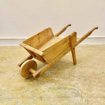 木製一輪車【1983】