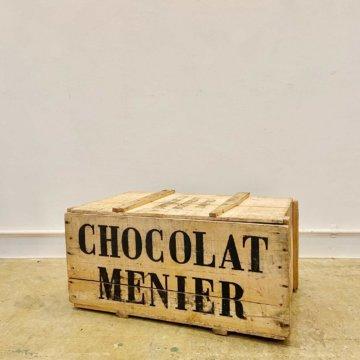 CHOCOLAT MENIER box【1984】
