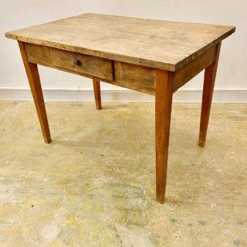 Vintage  _Wood table(ビンテージ_ウッド_テーブル)【1985】