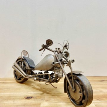Iron bike object【11】