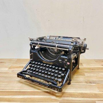 underwood_Typewriter(アンダーウッド_タイプライター)【2406】