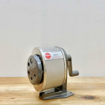 USA_APSCO_Pencil sharpener(ビンテージ鉛筆削り)【2484】