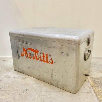 Vintage _NESBITT'S Soda_50's_Cooler box(ビンテージクーラーボックス)【2478】