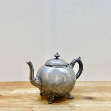 SHAW &FISHER _Antique_teapot【2017】