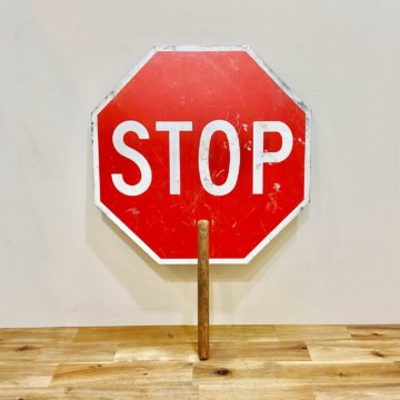 USA_ STOP_サイン【2555】