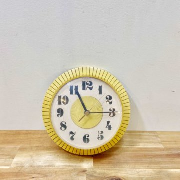 Vintage_wallclock(ビンテージ_壁掛け時計)【105】