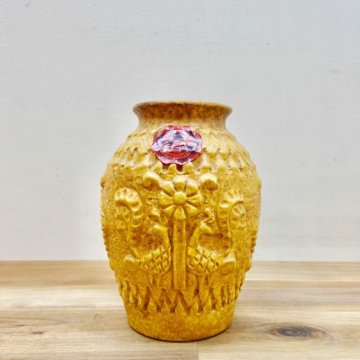 Vintage_flower vase【2838】