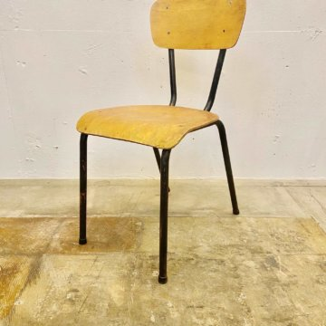 France_Stacking school chair(スタッキングスクールチェア)【896】