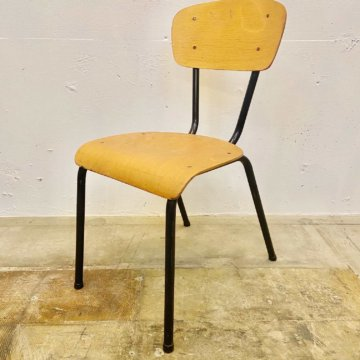 France_Stacking school chair(スタッキングスクールチェア)【897】