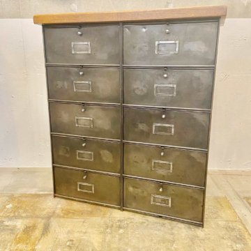 Metal cabinet【491】